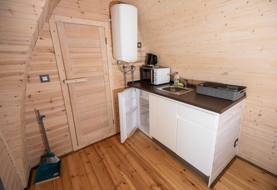 cocina de pod