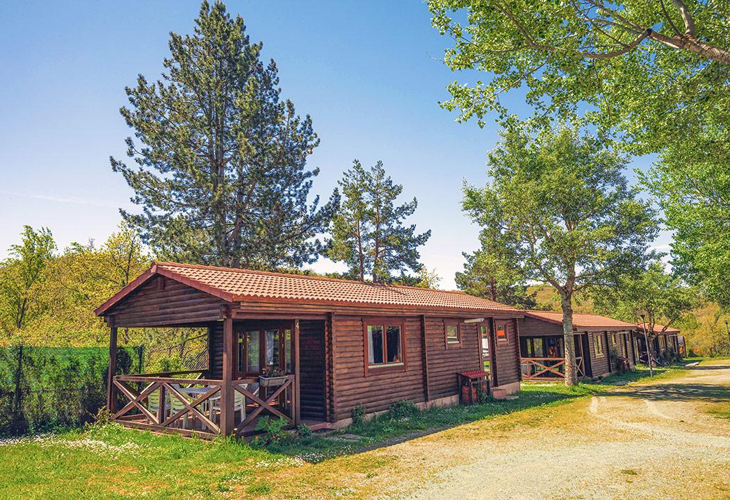 bungalow de 3 habitaciones