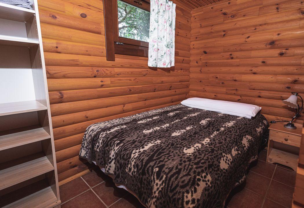 dormitorio principal bungalow