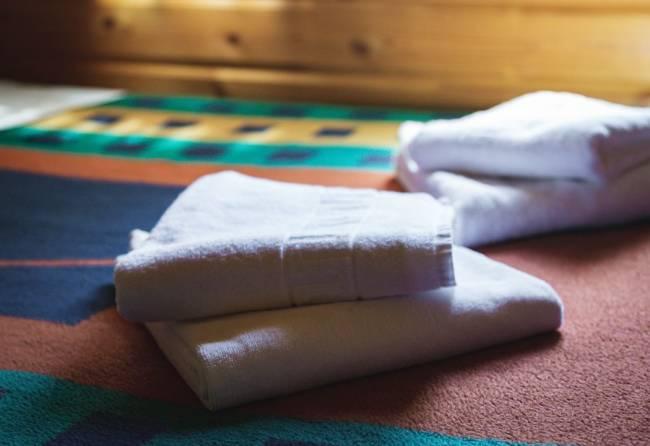 toallas bungalow