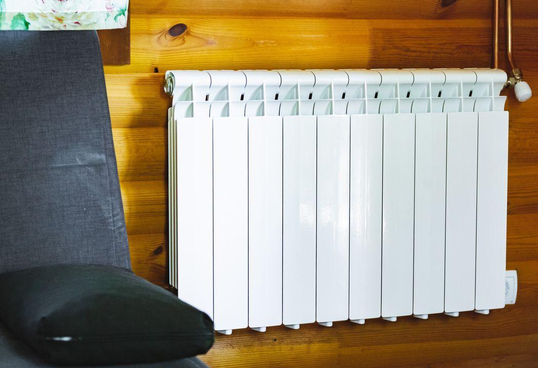 calefacción bungalow