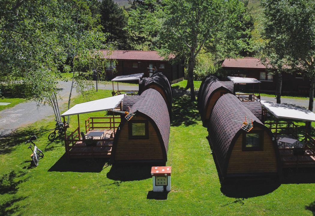 pods de camping